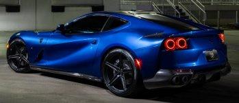 Screenshot_2021-05-03 Extravagant Blue Ferrari 812 Superfast Rocking Vossen Wheels(1).jpg