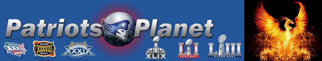 Patriots Planet Forums and Message Board
